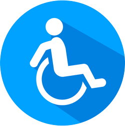 additional needs protection icon